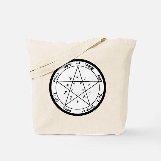 2nd Pentacle of Venus Manifest Desires Tote Bag