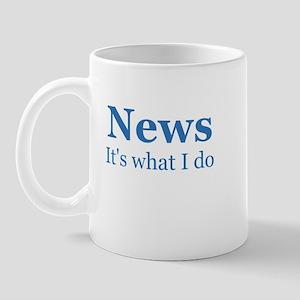 Newscaster Mug