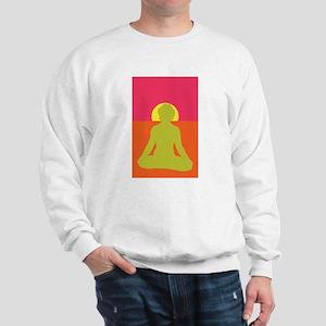 Lotus Yoga Sweatshirt