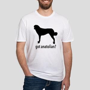 Got Anatolian? Fitted T-Shirt