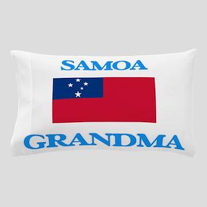 Samoa Grandma Pillow Case