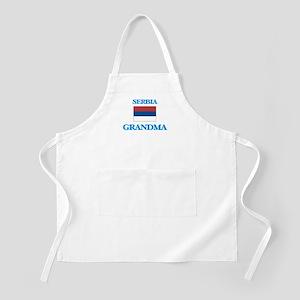 Serbia Grandma Light Apron