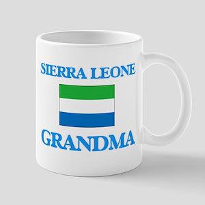 Sierra Leone Grandma Mugs