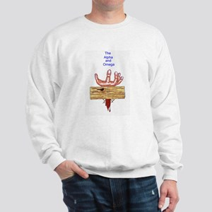 The Cross Sweatshirt
