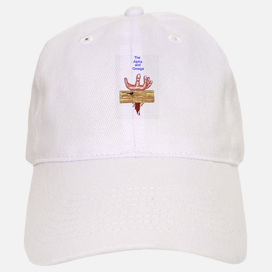 The Cross Baseball Baseball Cap