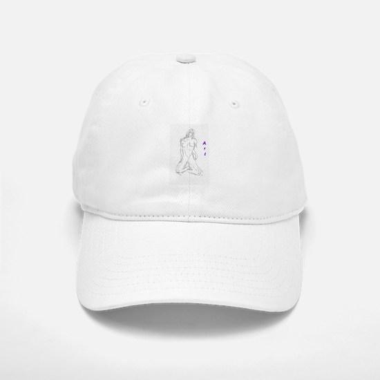 Art Baseball Baseball Cap