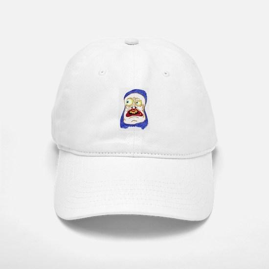 Mad Monk Baseball Baseball Cap