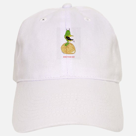Born to be Bad Baseball Baseball Cap