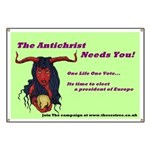 the antichrist needs you