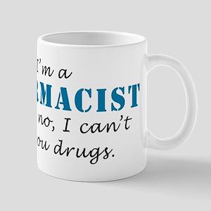 Pharmacist Drugs Mugs