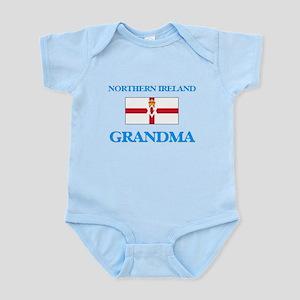 Northern Ireland Grandma Body Suit