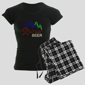 Rainier neon sign 1 Pajamas