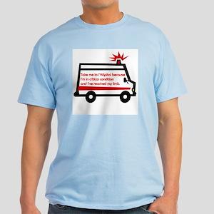 07-08 calc shirt frontl copy T-Shirt