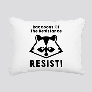 Join the raccoons of the resistance, Resist Rectan