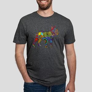 Peace Love Boston Terriers T-Shirt