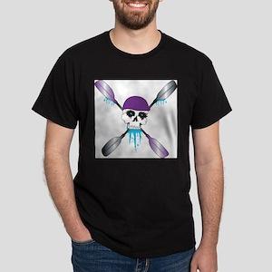 Pirate Paddler White T-Shirt