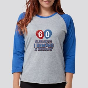 60 years birthday gifts Long Sleeve T-Shirt
