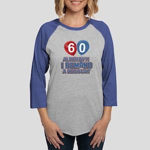 60 Years Birthday Gifts Long Sleeve T Shirt
