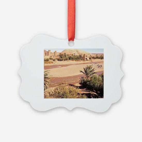 Cute Sahara Ornament