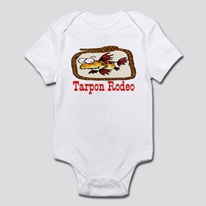 Tarpon Rodeo Infant Bodysuit