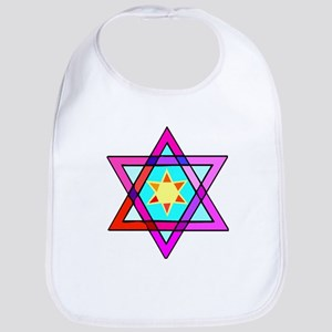 Jewish Star Of David Bib