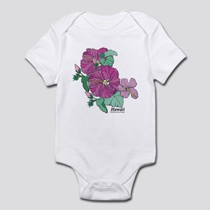 Hibiscus Infant Bodysuit Onesy is so cute too!