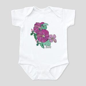 Hibiscus Infant Bodysuit Onesy is so cute too!