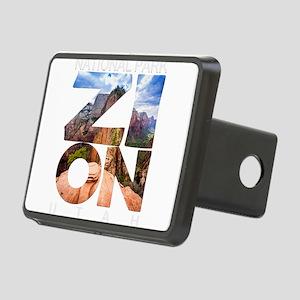 Zion - Utah Rectangular Hitch Cover