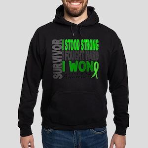 Survivor 4 Lymphoma Shirts and Gift Sweatshirt