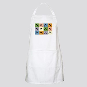 Downward Dog Yoga BBQ Apron
