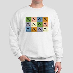 Downward Dog Yoga Sweatshirt