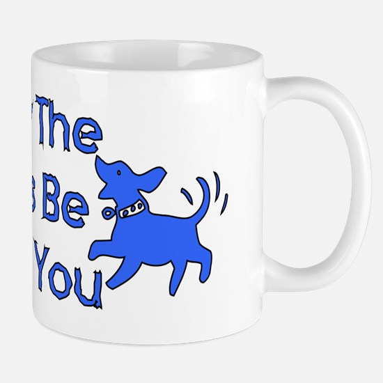 May The Furs Be With You Mug