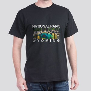 Yellowstone - Wyoming, Montana, Idaho T-Shirt