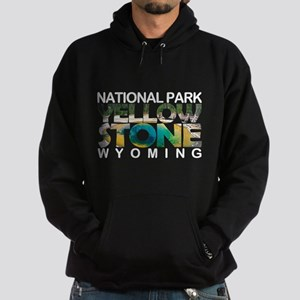 Yellowstone - Wyoming, Montana, Idaho Sweatshirt