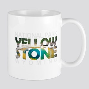 Yellowstone - Wyoming, Montana, Idaho Mugs