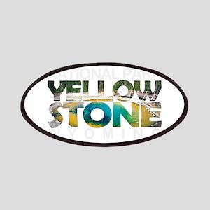 Yellowstone - Wyoming, Montana, Idaho Patch