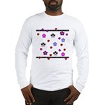 Hearts and Flowers Long Sleeve T-Shirt
