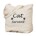 Cat Servant Tote Bag