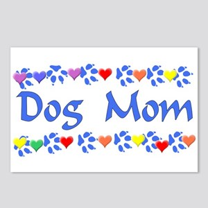 Dog Mom Postcards (Package of 8)