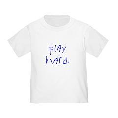 Play Hard Toddler Tee