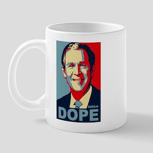 George Bush - DOPE Mug