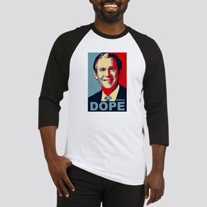 George Bush - DOPE Baseball Jersey