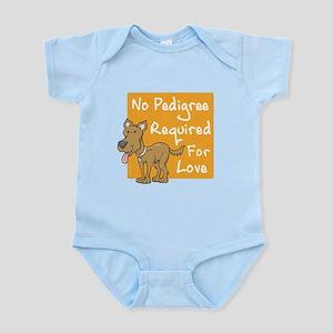 No Pedigree Required Infant Bodysuit