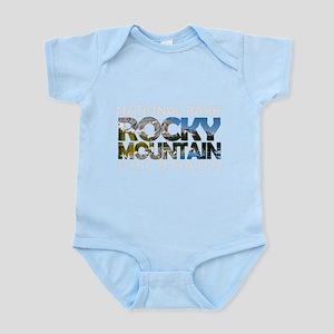 Rocky Mountain - Colorado Body Suit