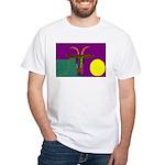 Antelope White T-Shirt