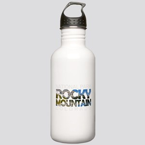 Rocky Mountain - Color Stainless Water Bottle 1.0L