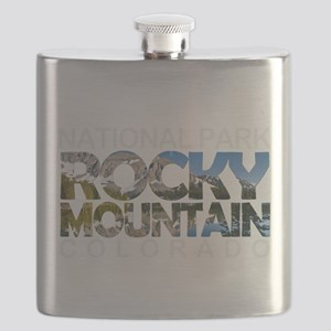 Rocky Mountain - Colorado Flask