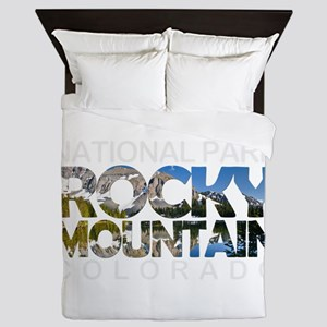 Rocky Mountain - Colorado Queen Duvet