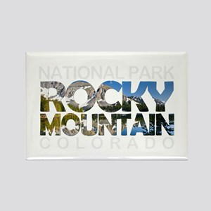 Rocky Mountain - Colorado Magnets