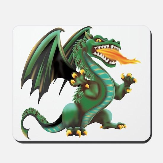 Dragon Mousepad